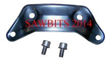 HUSQVARNA 365 371 372 EXHAUST/MUFFLER BRACKET WITH BOLTS NEW 503 76 53 03